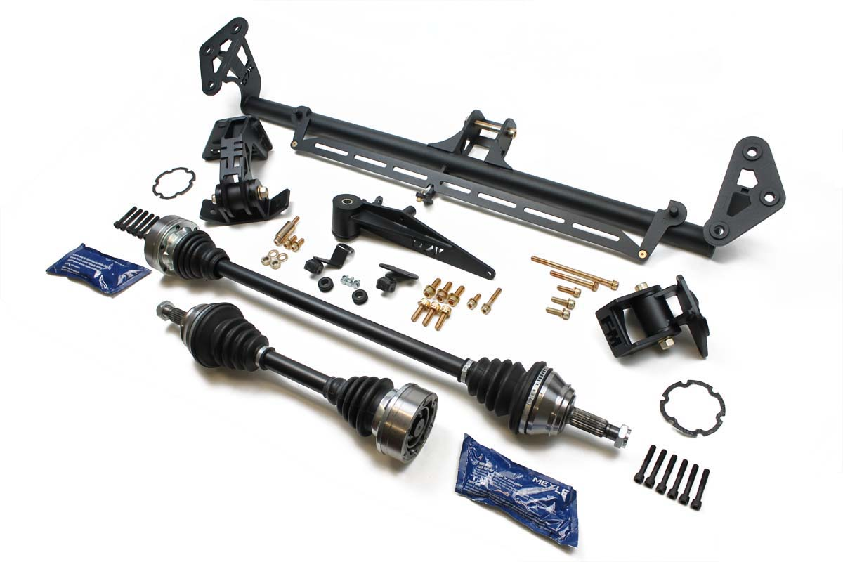 MK2 2.5L Engine Swap Kit (07K)