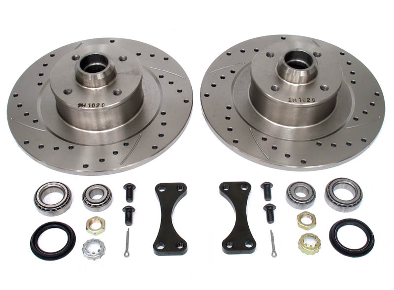 Rear Disk Upgrade (226mm to 280mm, 4x100)
