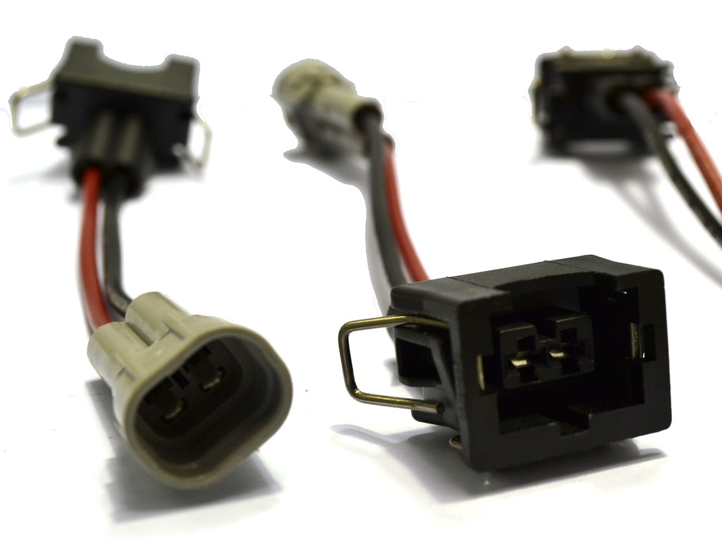 "P&P Harness Adapters (Jetronic/""EV1"" to Denso)"