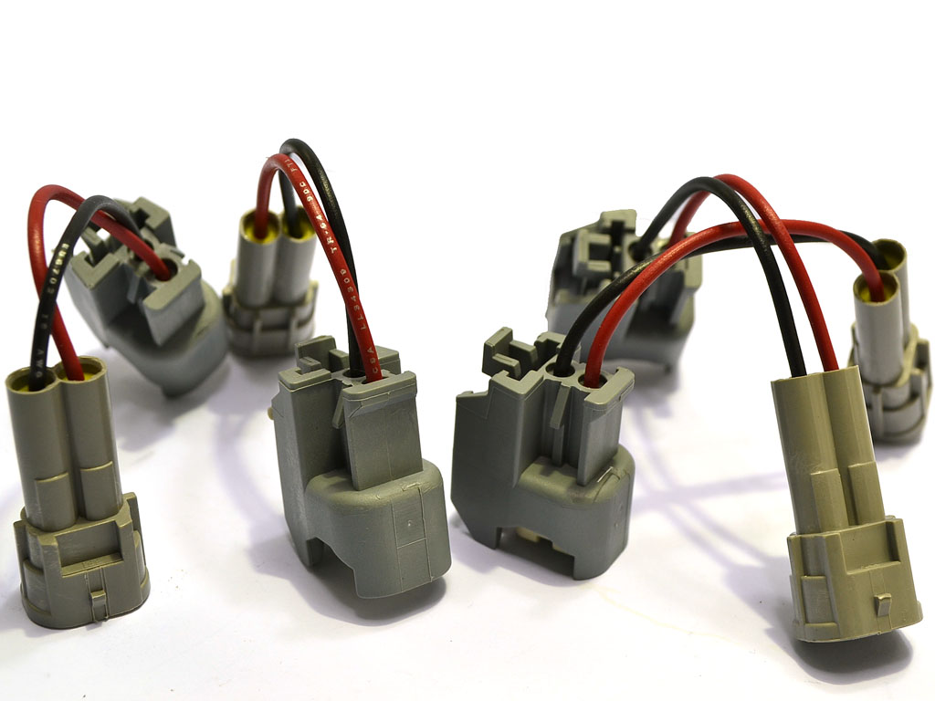 P&P Harness Adapters (USCAR to Denso)