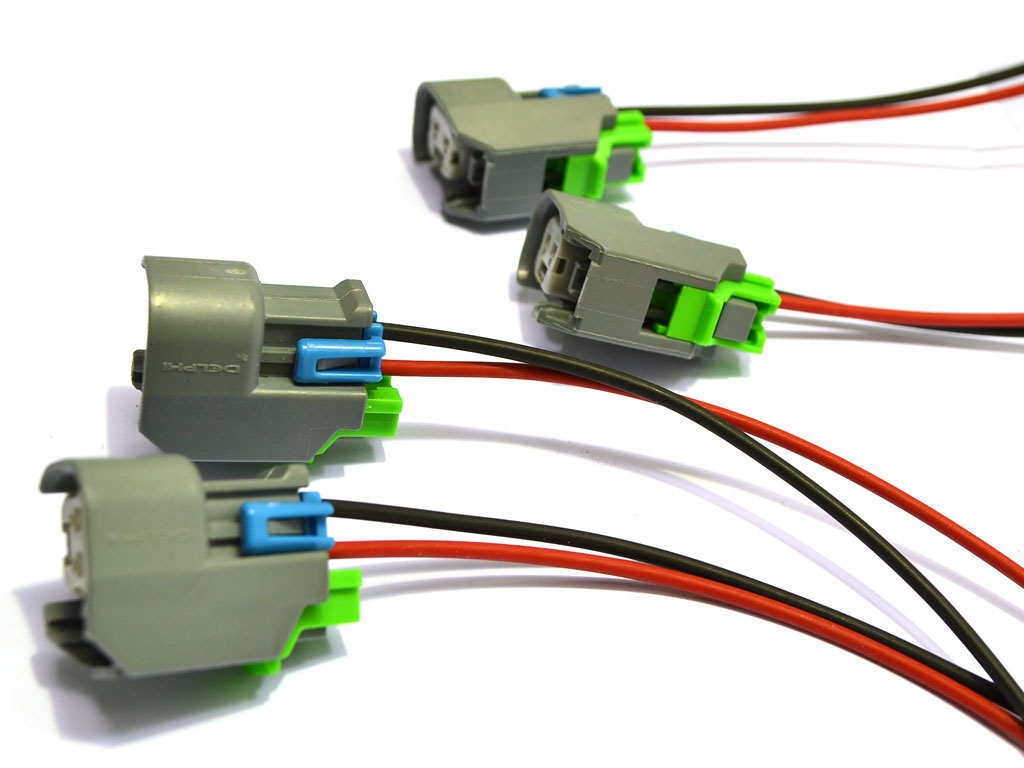 Splice-in Connector Pigtail (USCAR)