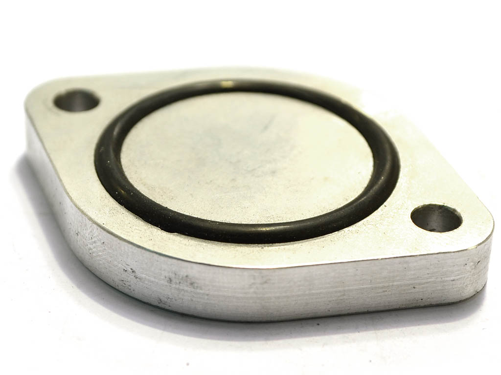 Coolant Block off Plate (o-ring type)