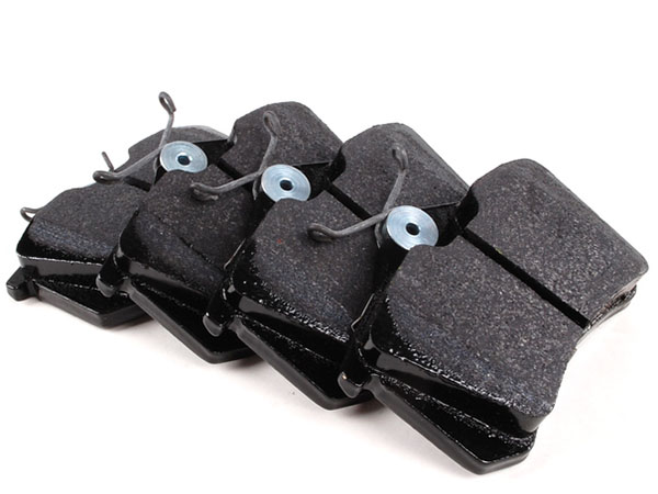 Hawk 5.0 Brake Pads (optimized for ABS): Rear