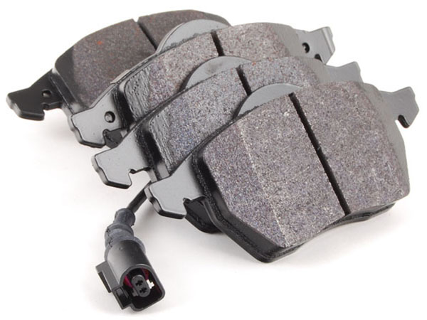 Hawk 5.0 Brake Pads (optimized for ABS): Front