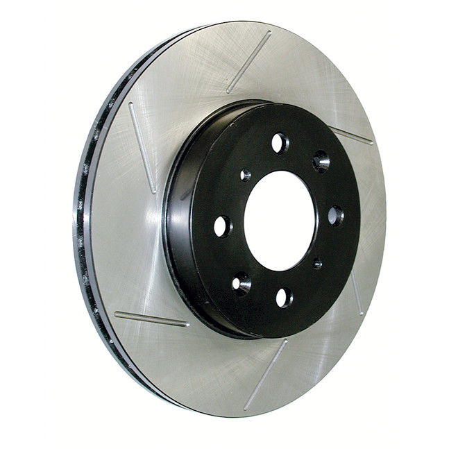 StopTech 256mm Front Disk: slotted