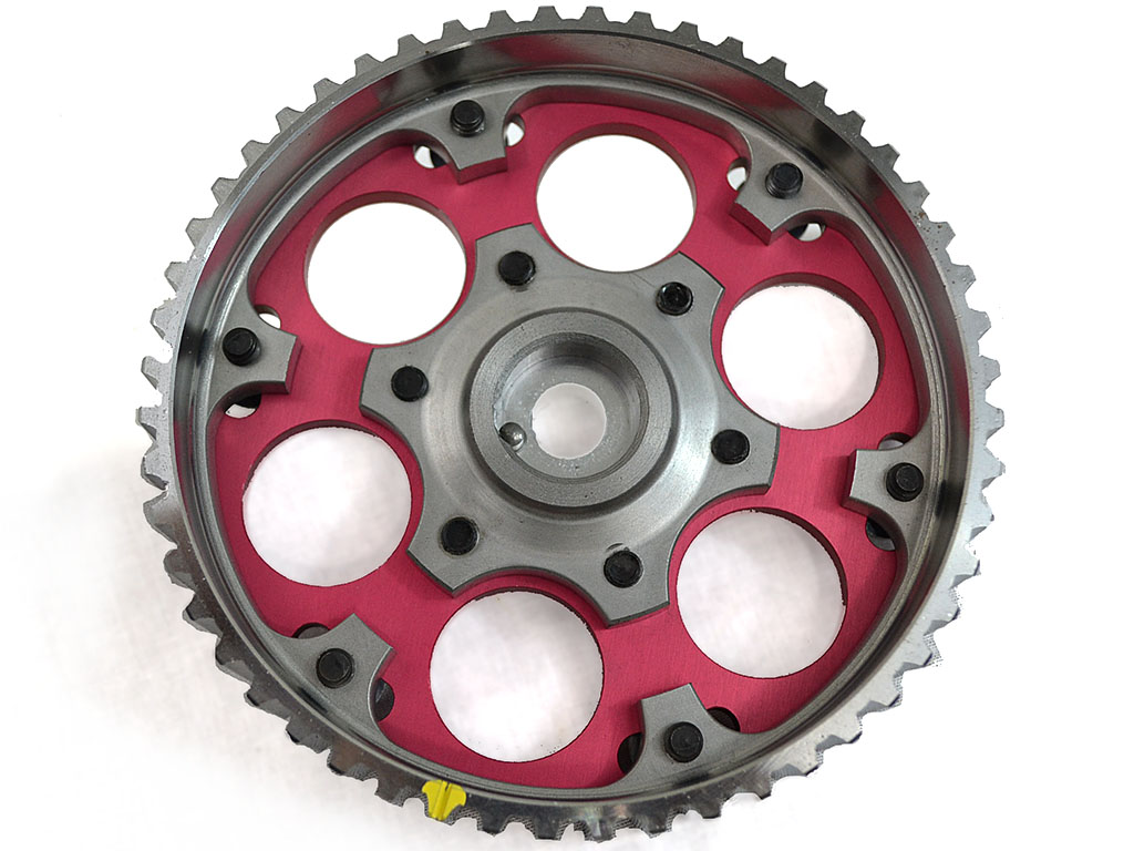 Lightweight Adjustable Camshaft Sprocket (16V, AEB/AGU 20V)