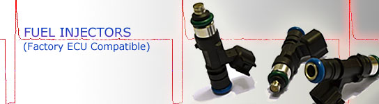 Fuel Injectors (High-Impedance)