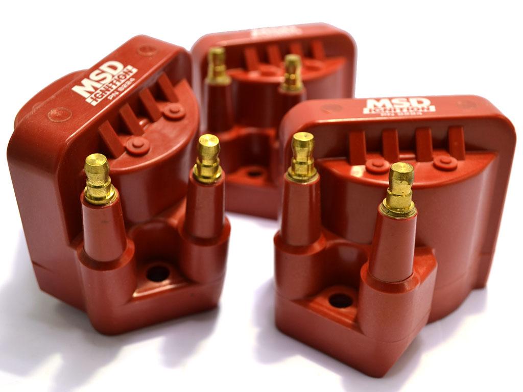 MSD 8224 Coil Pack (VR6 MK3 & 4 12V)