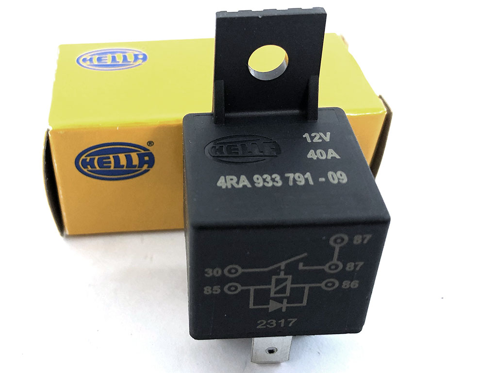 Trigger Relay (diode-protected)