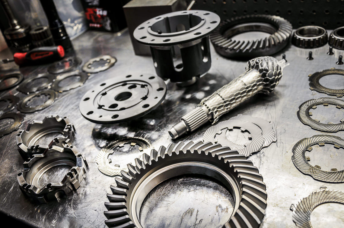 VW, Volkswagen, Audi, LSD, differential, USRT, rally, racing