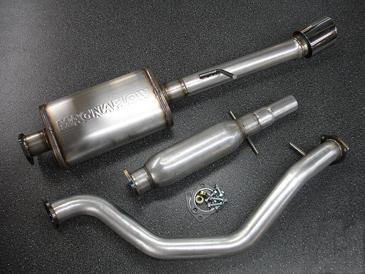 42DD MK4 Cat-Back Exhaust Systems