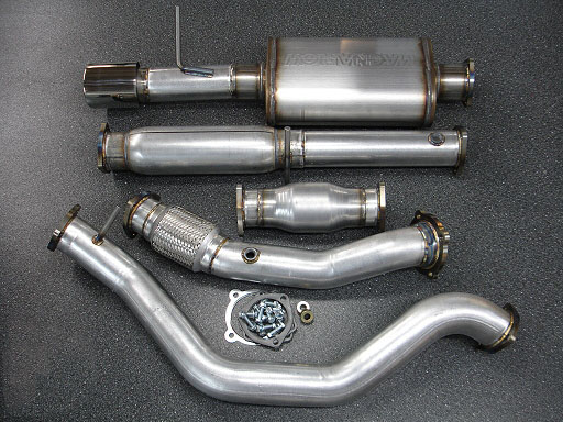 42DD MK4 Turbo-back Exhaust System