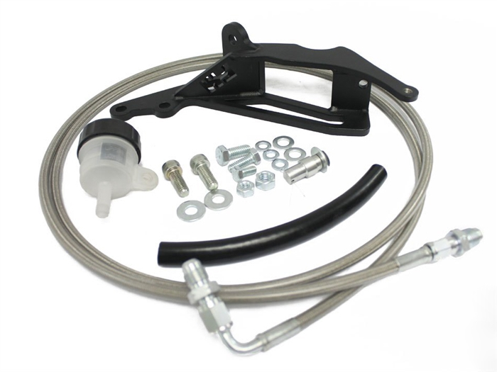 MK2 Hydraulic Clutch Conversion Kit (RHD bolt-on)