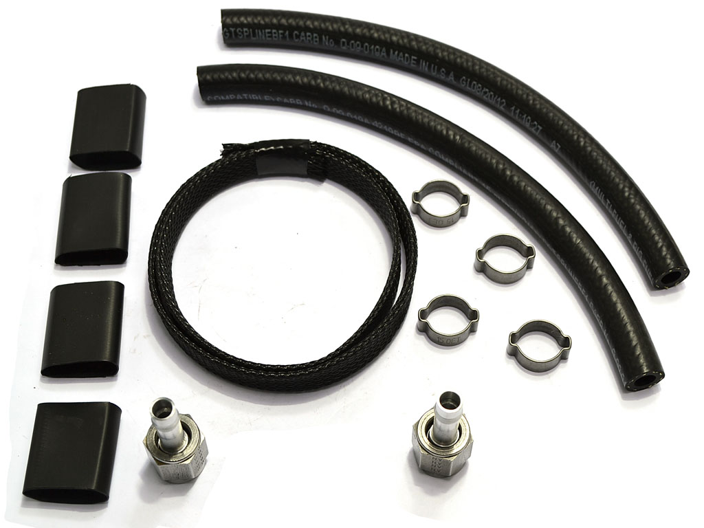 Rain Tray Fuel Line Adapter Kit (MK4)