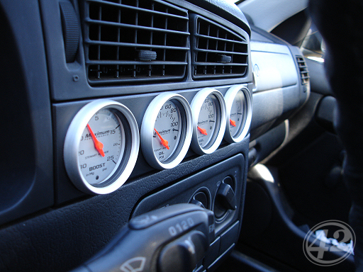 VW Mk3 Triple Gauge Panel
