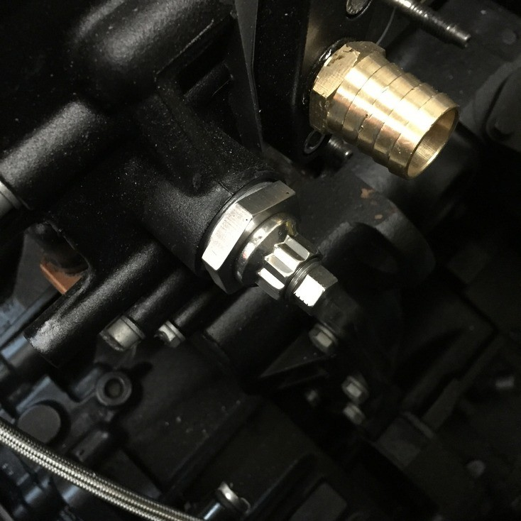VR6 Manual Cam Chain Tensioner