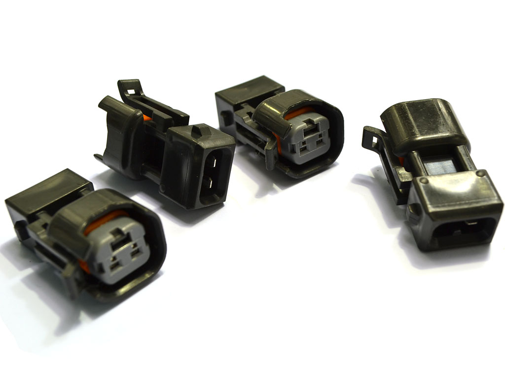P&P Harness Adapters (USCAR to Jetronic) - Click Image to Close