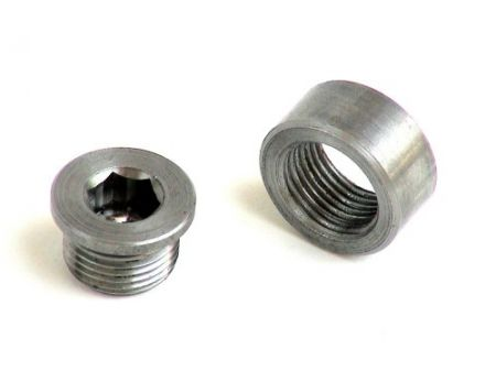 Bung/Plug Kit (Stainless Steel) 1/2 inch