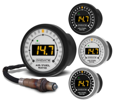 MTX-L: Digital Wideband Air/Fuel Ratio Gauge w/O2 Sensor