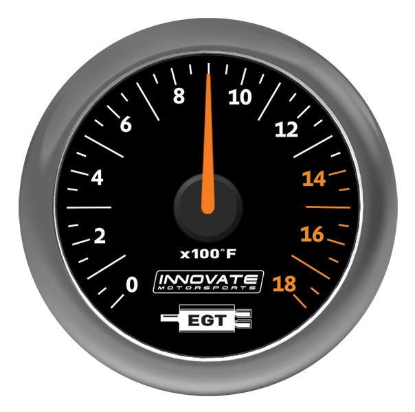 MTX-A: Analog Series Exhaust Gas Temp (EGT) Gauge
