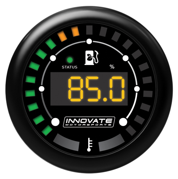MTX-D: Ethanol Content % and Fuel Temp Gauge Kit