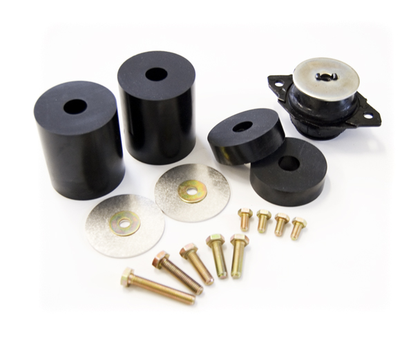 Stealth Series Motor Mount Complete Kit
