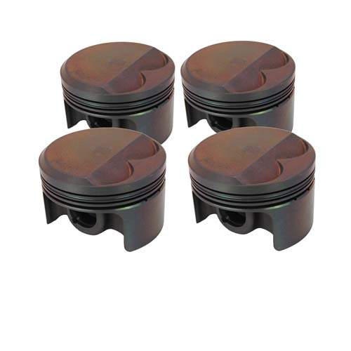 "Forged Pistons 16v ""ABF"" 82.5mm (+.5mm bore) (Tall block) 11.8-1"
