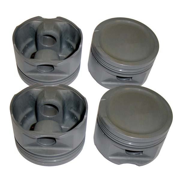 Supertech Forged Piston Set 81.5mm 1.8T 9.3-1 20mm Pin