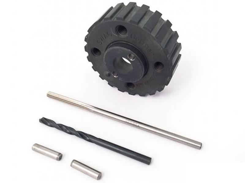 Early 1.8T 20V / 16V Crank Dowel Pin Kit And Crank Timing Gear