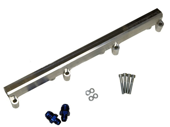 VW Volkswagen R32 fuel rail