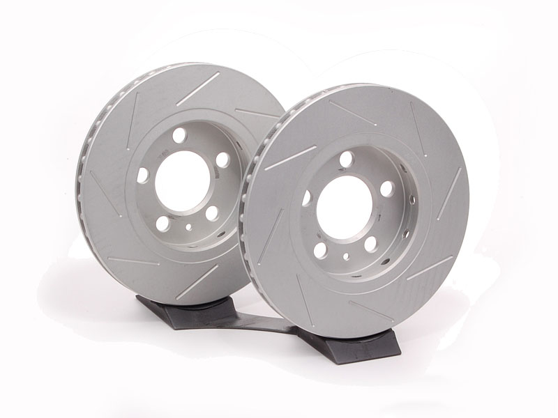 Corrado SLC Rear Rotors