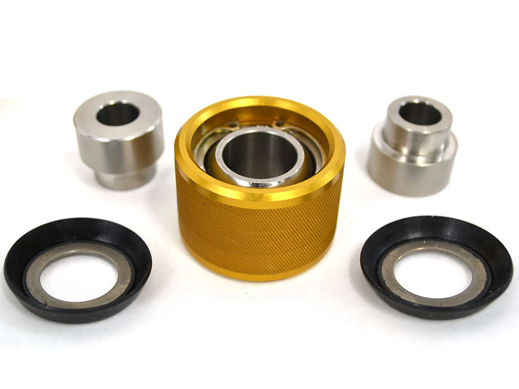 Trailing Arm Bearings (4Motion): full 6-piece set