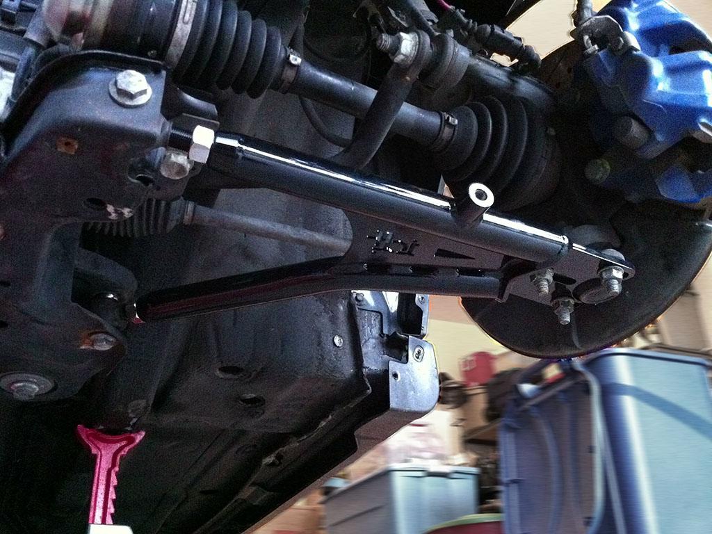 Tubular Front Control Arms Mk4 R32 Tt All Mk4 Vw Audi