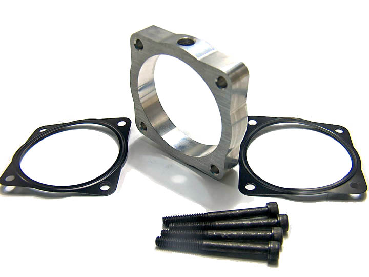 VR6 12v OBD2 Throttle Body Flange