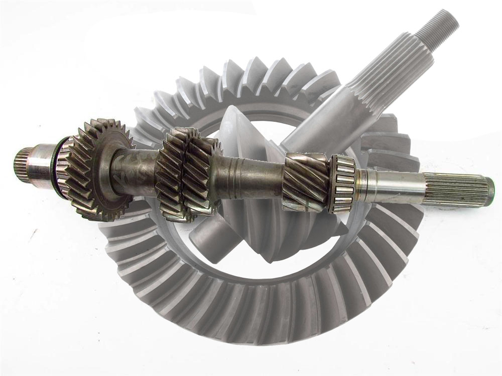 020 main shaft, ring & pinion combo