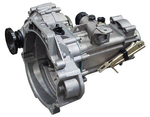 VW 020 Gearbox