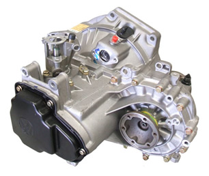 VW 02A/02J 5-speed SPORT Transmission, (6cyl)