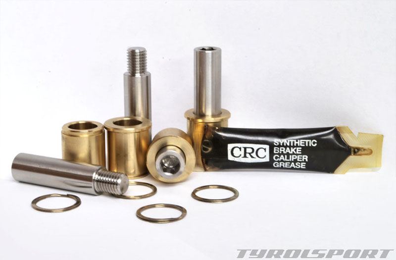 TyrolSport Brake Caliper Stiffening Kit