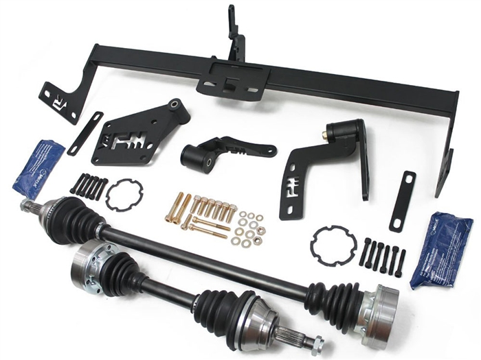 MK1 VR6 Engine Swap Kit (2.8L/3.2L/3.6L)