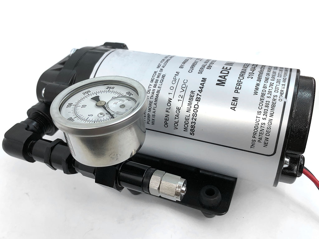 GAUGE Filtered Outlet Kit (pressure)