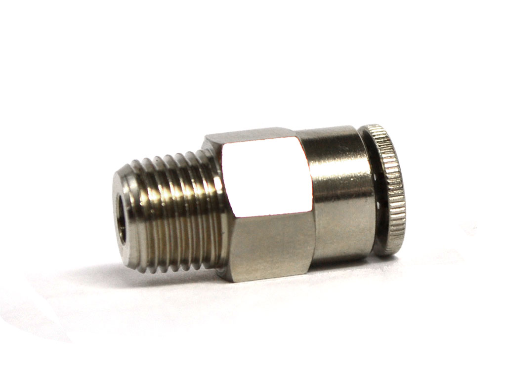 Push Connect Threaded Fitting