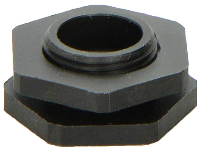 Nozzle Mounting Adapter (rubber coupler/plastic pipe)