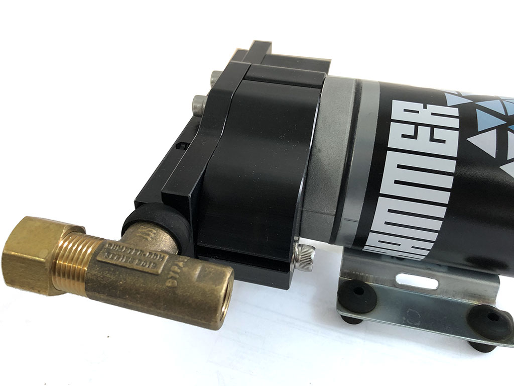 HAMMER WMI Pump (400+psi)